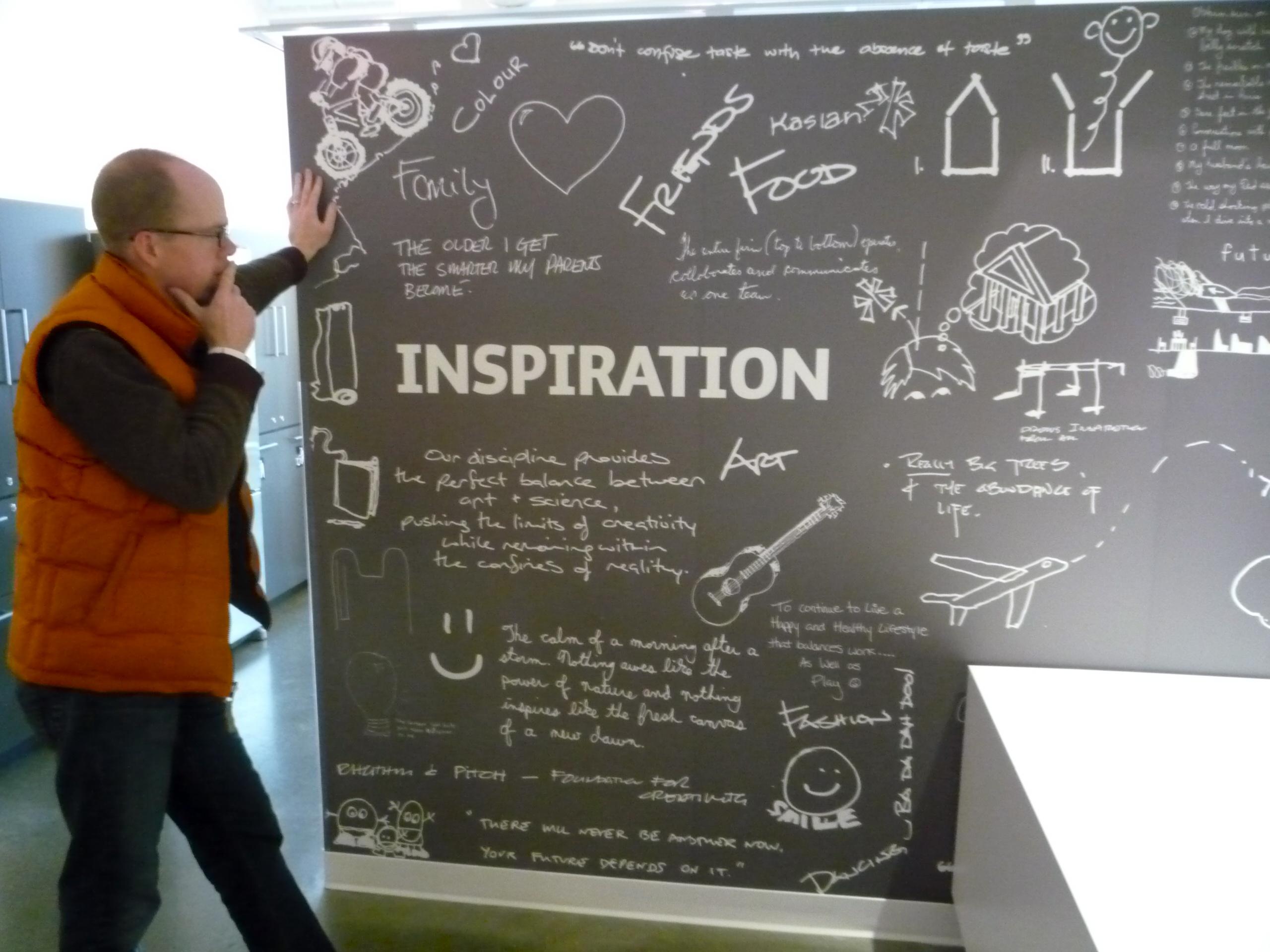 learn more at tilemastertypepadcom chalkboard paint office